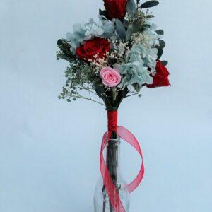 Ramo de rosas rojas para regalar por San Valentin