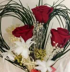 Les flors també expressen emocions.