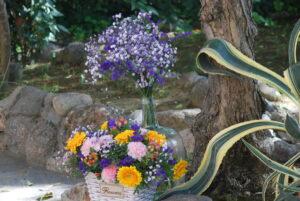 Boda y detalles florales