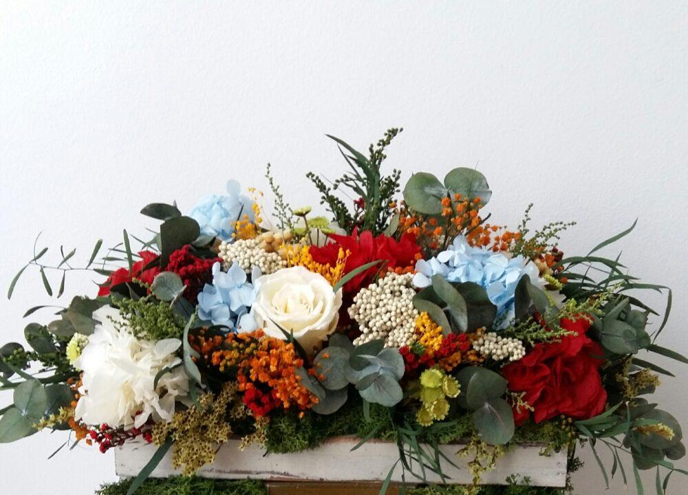 Flores preservadas. Terrassa