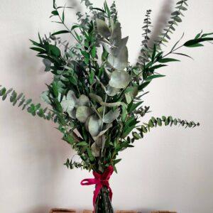 Ramo de eucalipto preservado. Ideal para la Navidad