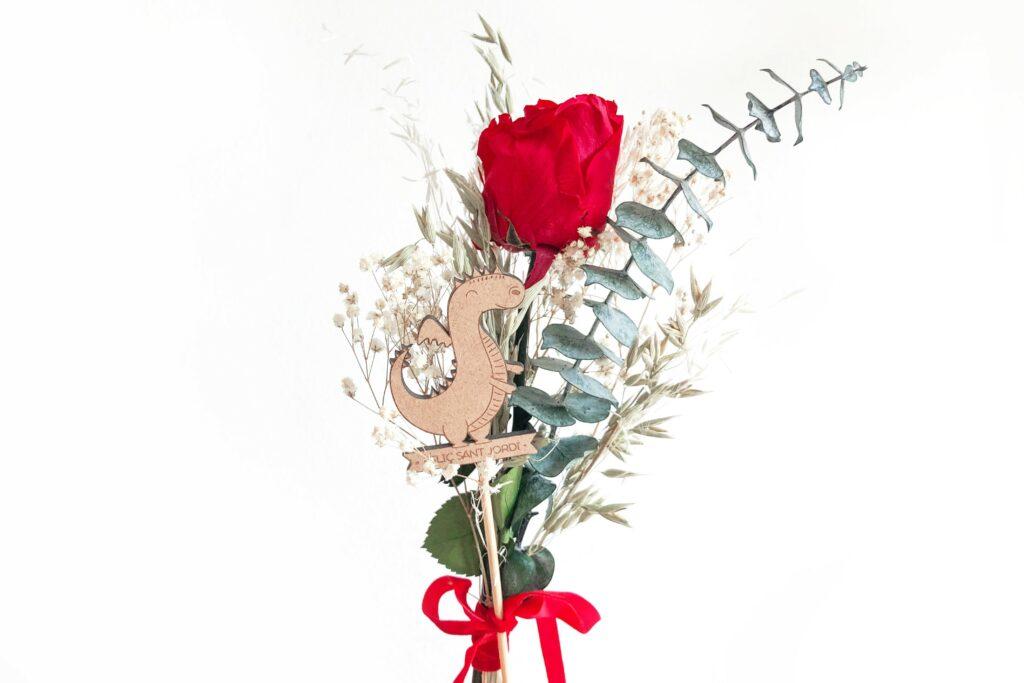 Rosa de Sant Jrdi